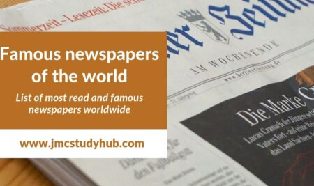 List of most read and famous newspapers in the world