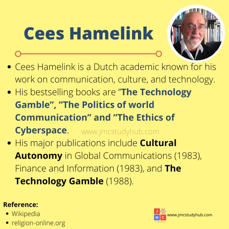 Cees Hamelink