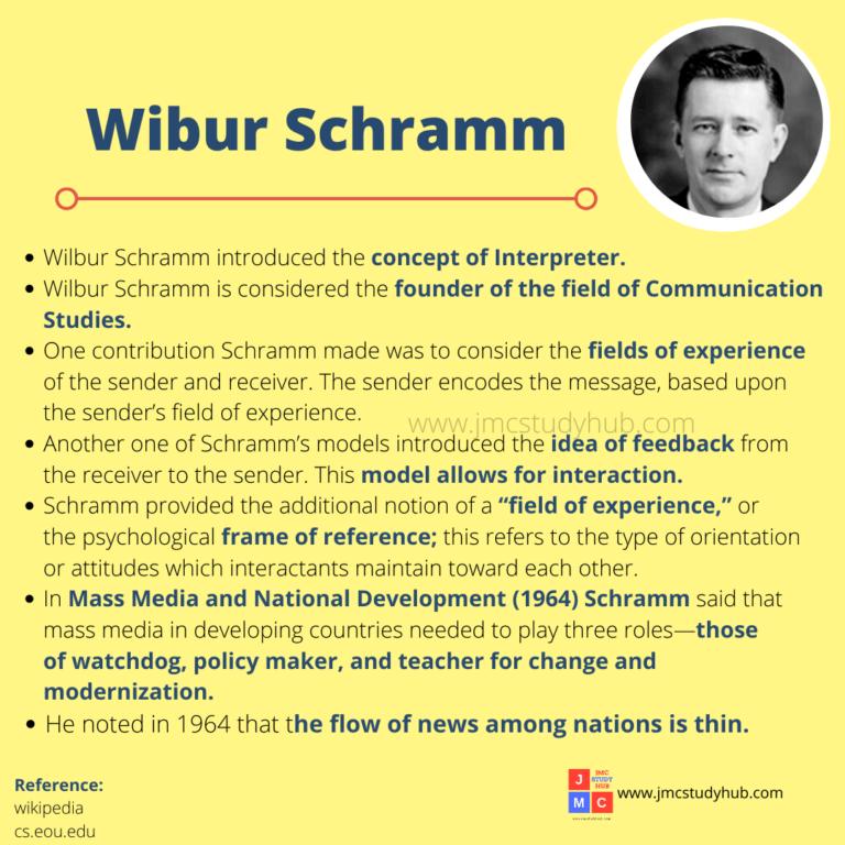 Wilbur Schramm