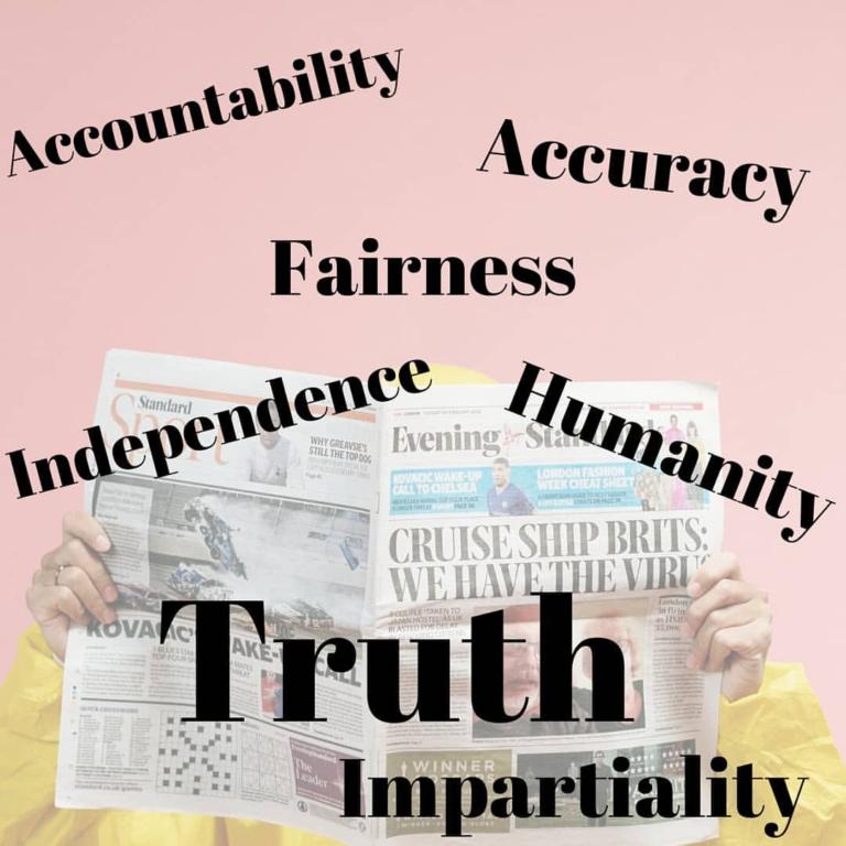 Elements of News- jmc