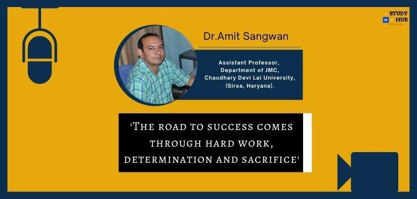 Interview- Dr. Amit