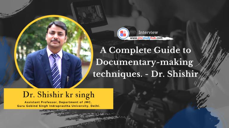 Dr. Shishir Kr Singh