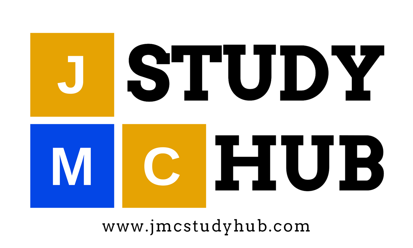 JMC STUDY HUB
